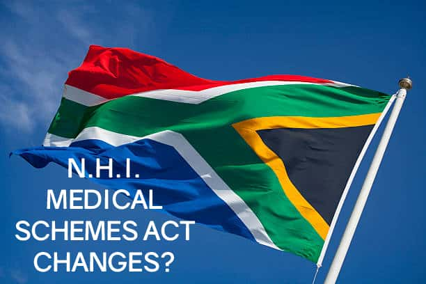 informed healthcae solutions south africa national health insurance medical aid schemes act changes blog article south african flag-min