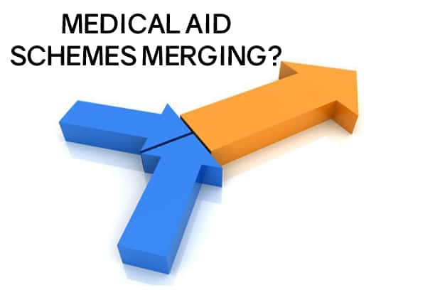 Medical Aid Mergers arrows joining up