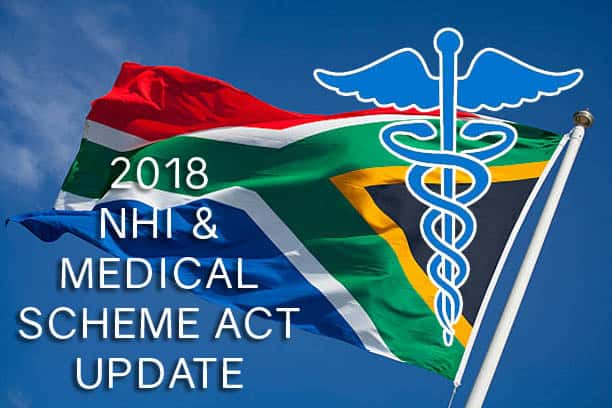 informed healthcae solutions 2018 nhi and medical schemes act update blog article south african flag