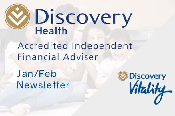 informed healthcae solutions discovery newsletter january february 2019 accredited financial advisor vitality