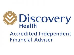chronic illness cover discovery health logo