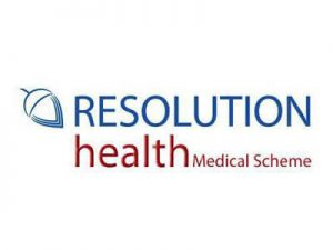 resolution health medical aid logo