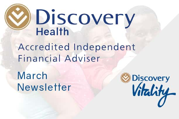 informed healthcae solutions discovery newsletter march 2019 accredited financial advisor vitality