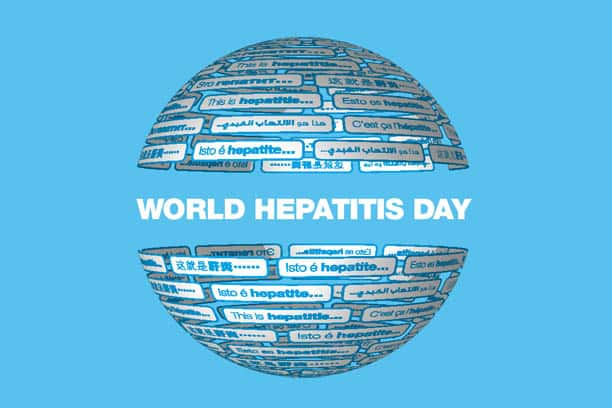 informed healthcare solutions world hepatitis july 2019 newsletter hepatitis awareness day globe
