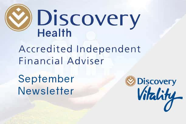 informed healthcae solutions discovery newsletter september 2019 accredited financial advisor vitality