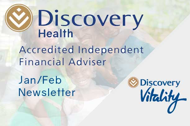 informed healthcae solutions discovery newsletter january february 2020 accredited financial advisor vitality